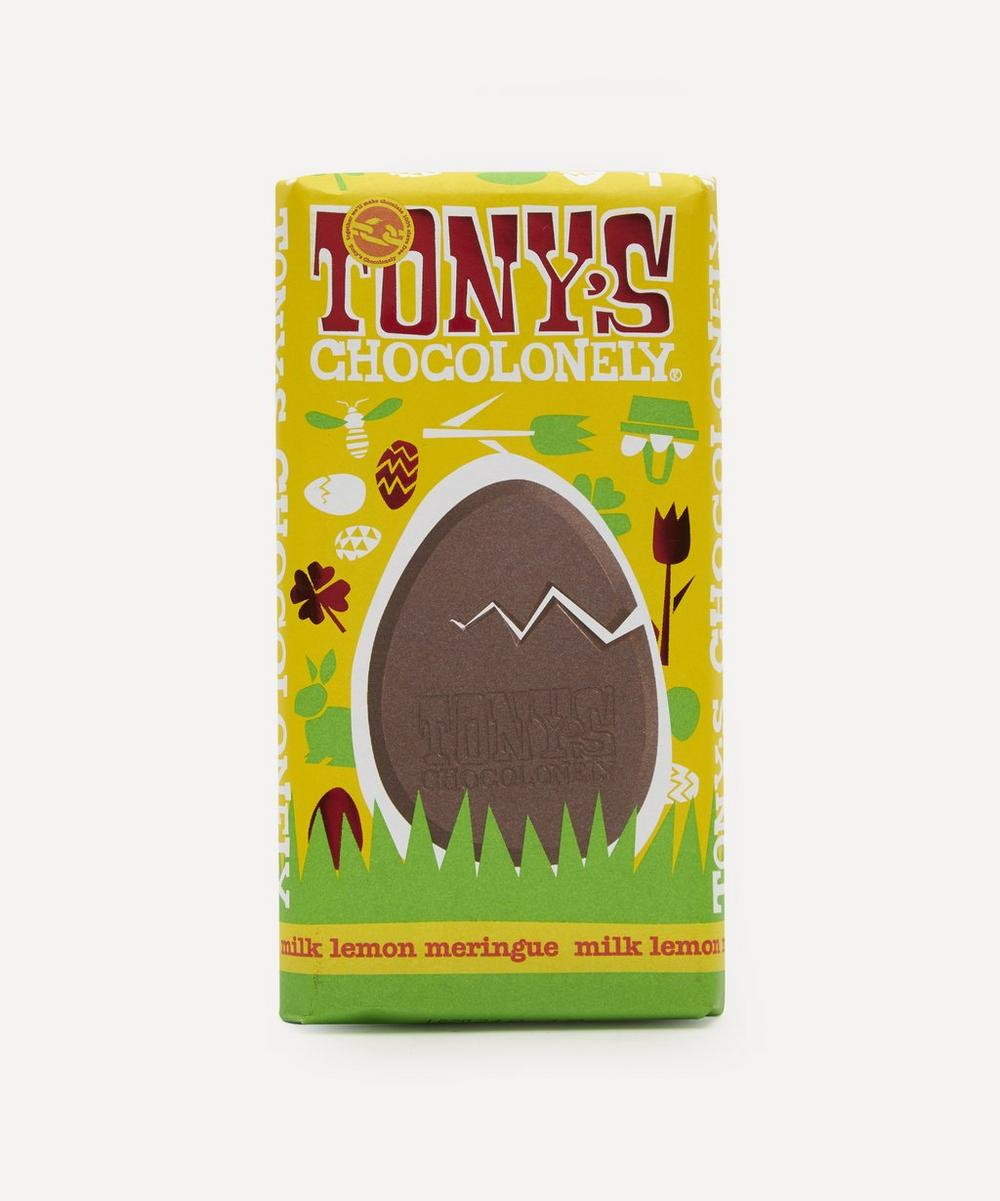Tony's Chocolonely - Lemon and Meringue Milk Chocolate Bar 180g