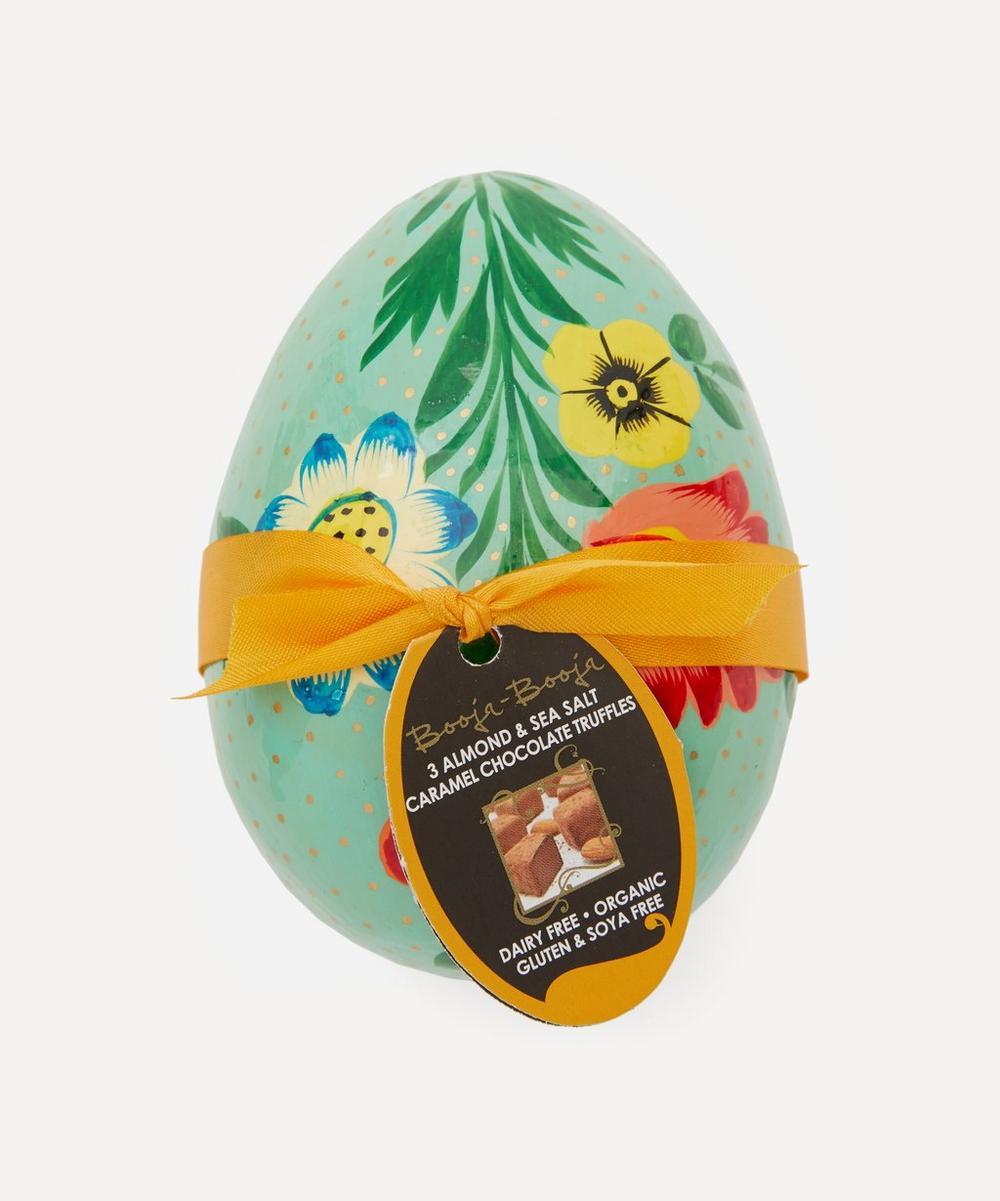Booja-Booja - Almond Sea Salt Caramel Truffles Easter Egg 34g