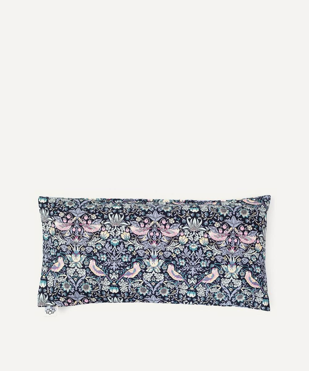Spritz Wellness - Liberty Strawberry Thief Print Aromatherapy Eye Pillow