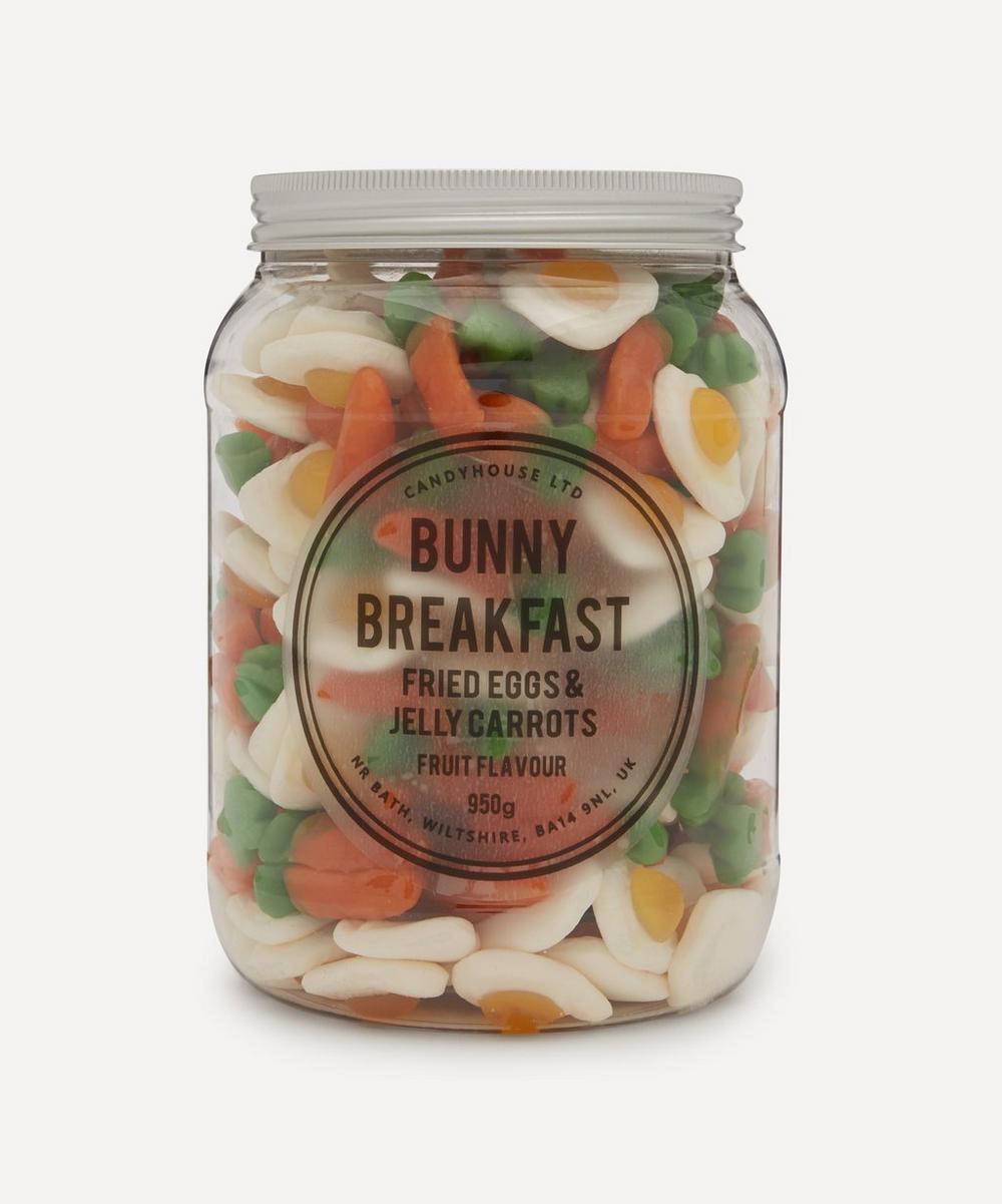 Candyhouse - Bunny Breakfast Giant Sweet Jar 950g