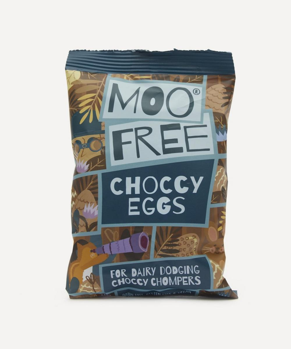 Moo Free - Dairy Free Milk Chocolate Mini Eggs 80g
