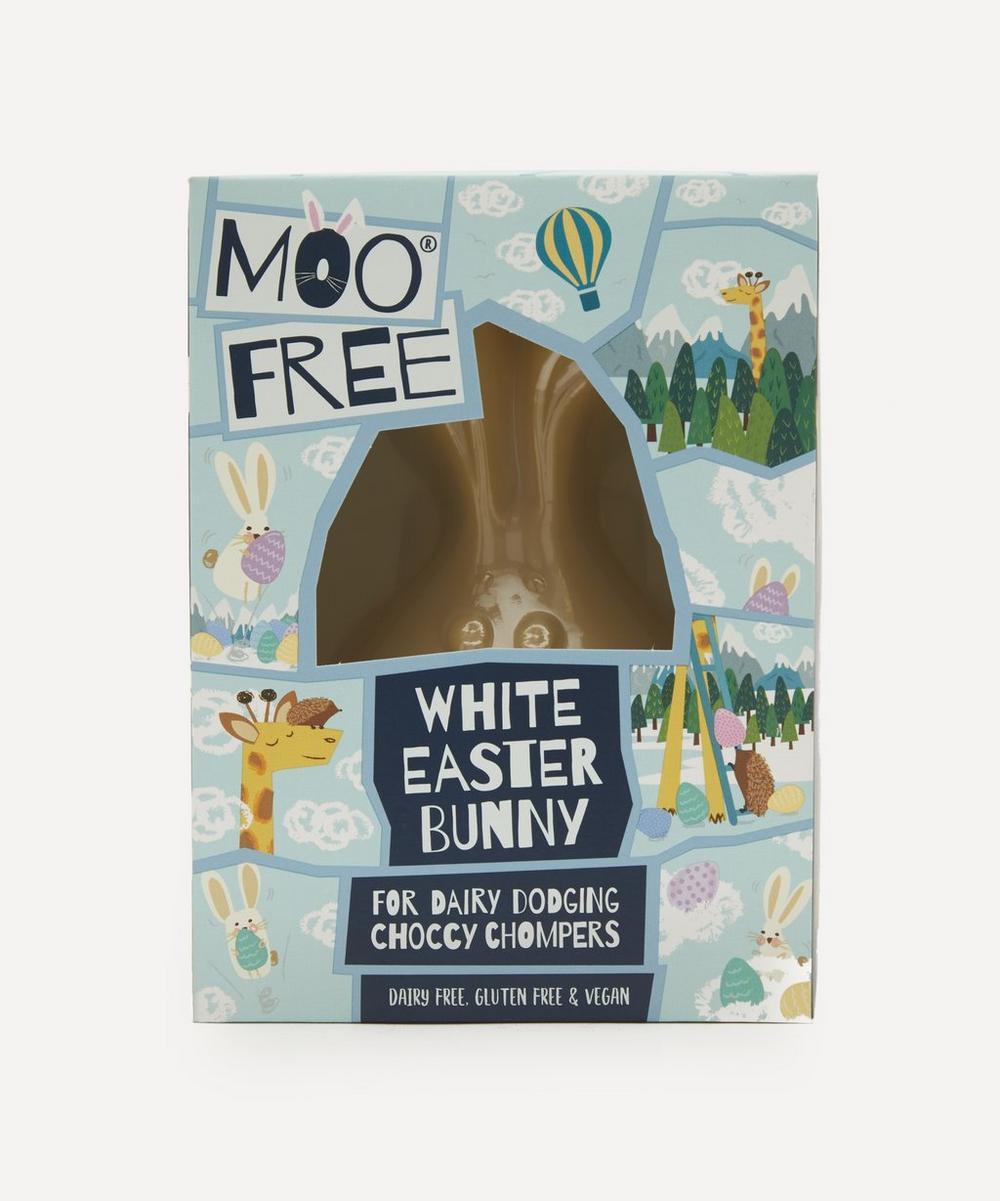 Moo Free - Dairy Free White Choc Mikey Bunny Egg 80g
