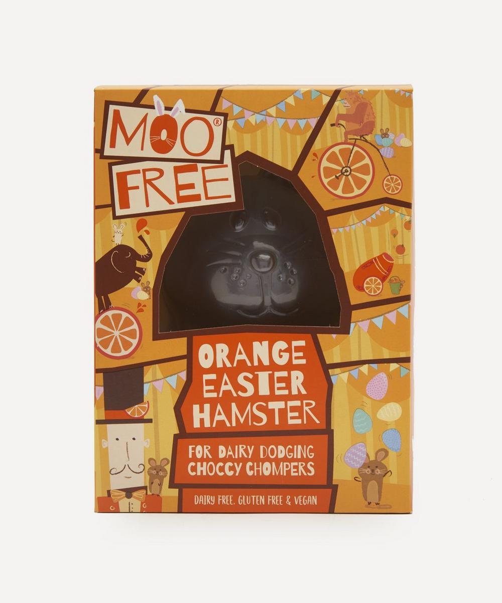 Moo Free - Dairy Free Chocolate Orange Hammy Hamster Egg 80g
