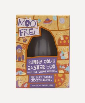 Dairy Free Milk Chocolate Honeycomb Egg 95g