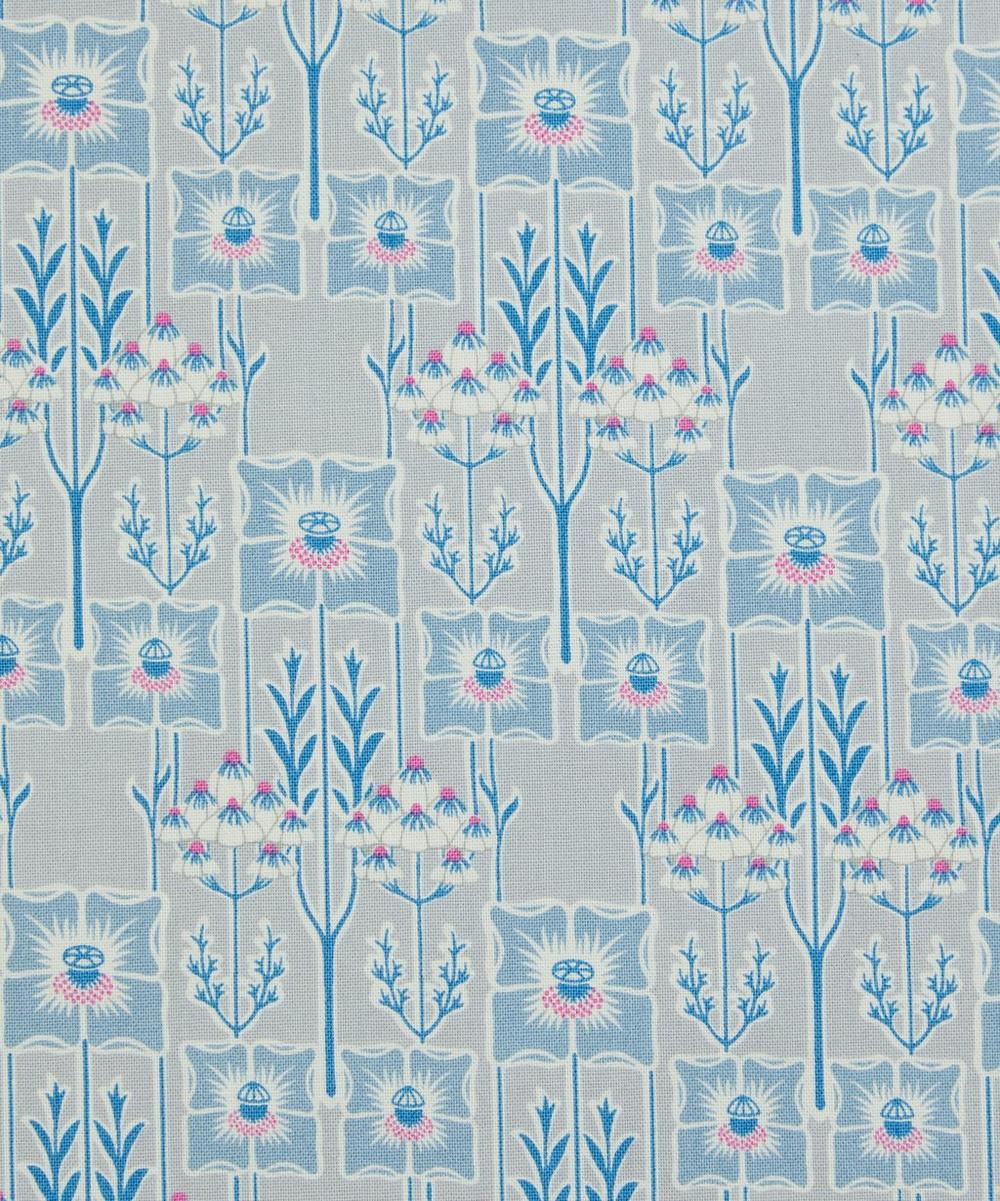Liberty Fabrics - Nouveau Poppy Lasenby Cotton