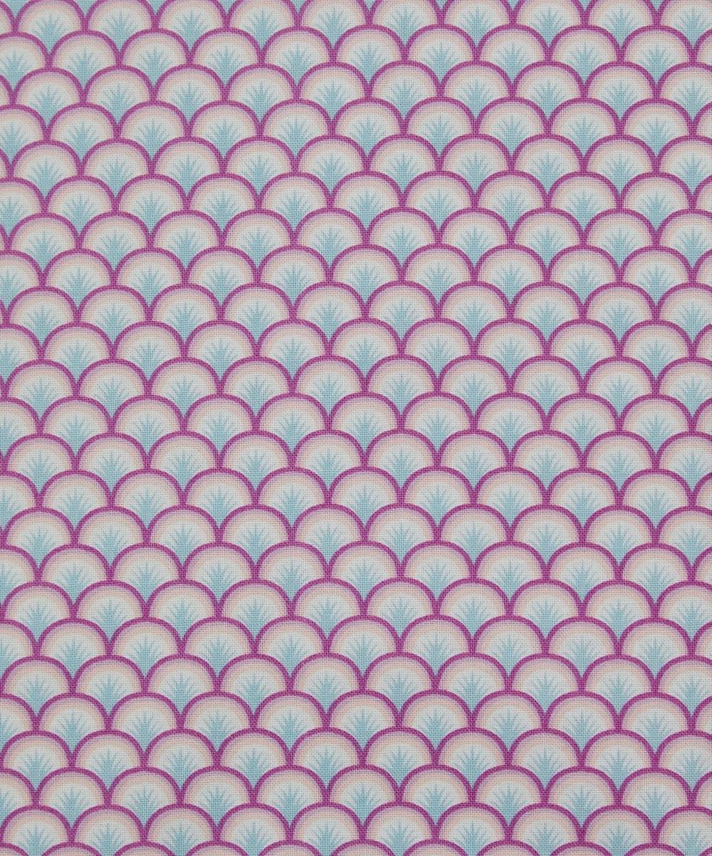 Liberty Fabrics - Deco Sprig Lasenby Cotton