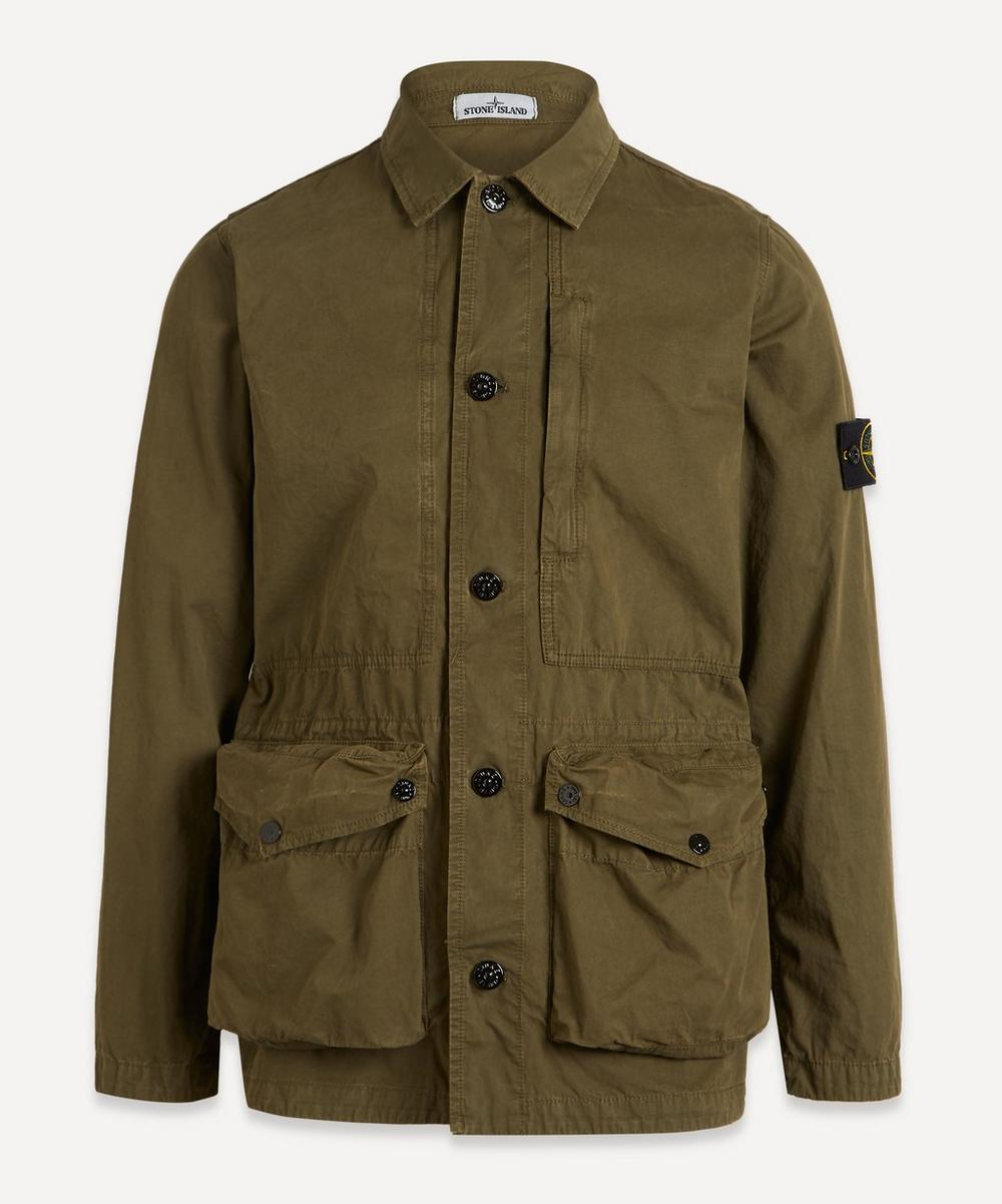 Stone Island - Vintage Canvas Three Pocket Jacket