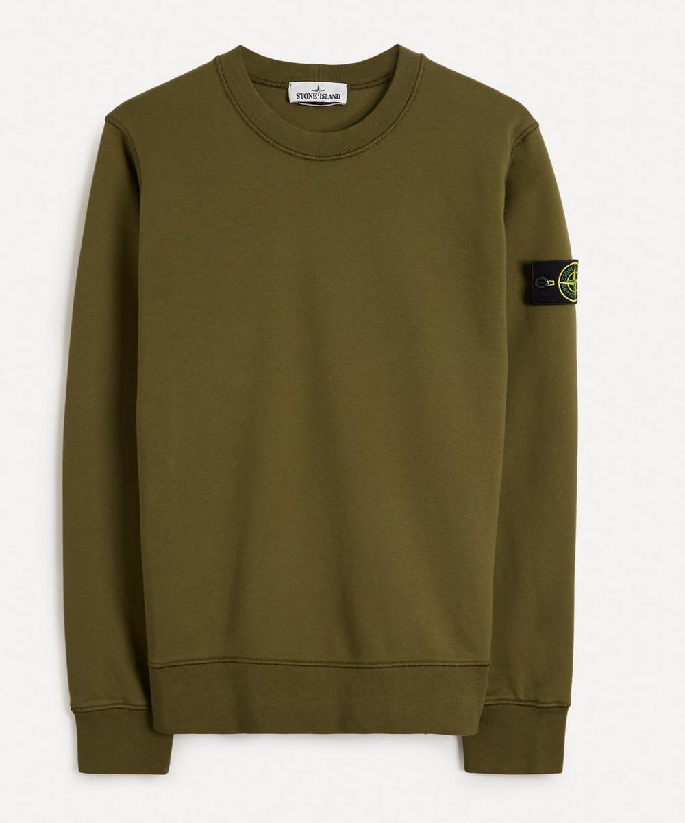 Stone Island - Crew-Neck Cotton Sweater