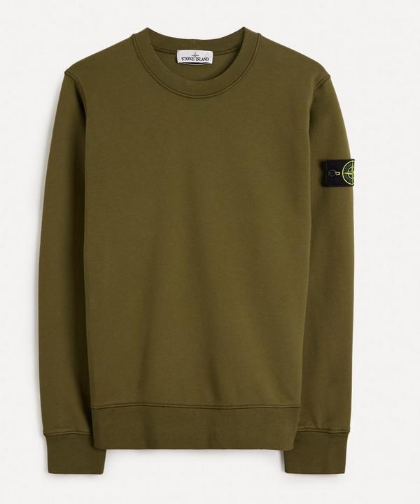 Stone Island - Crew-Neck Cotton Sweater