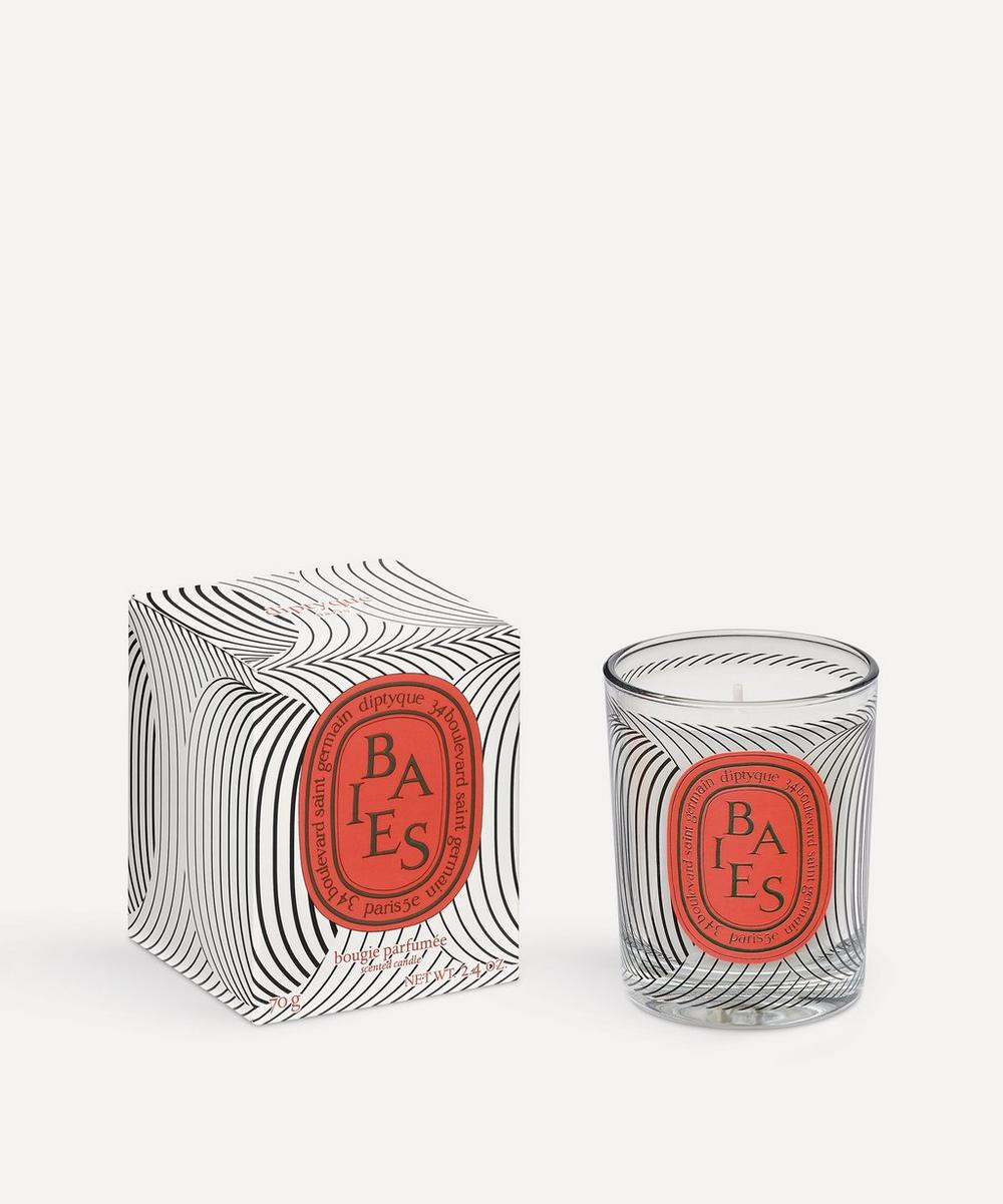 Diptyque - Baies Graphic Collection Mini Candle 70g