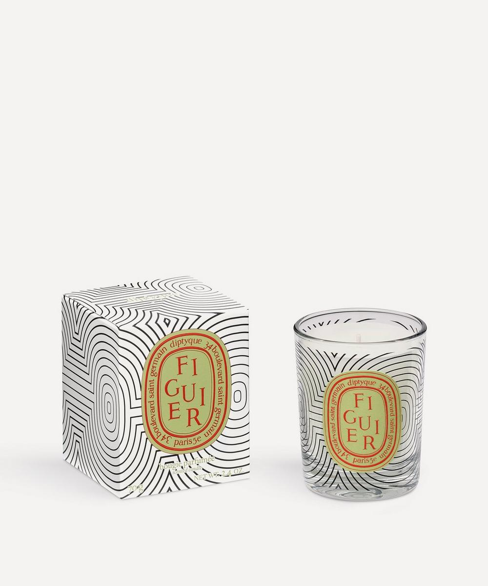 Diptyque - Figuier Graphic Collection Mini Candle 70g