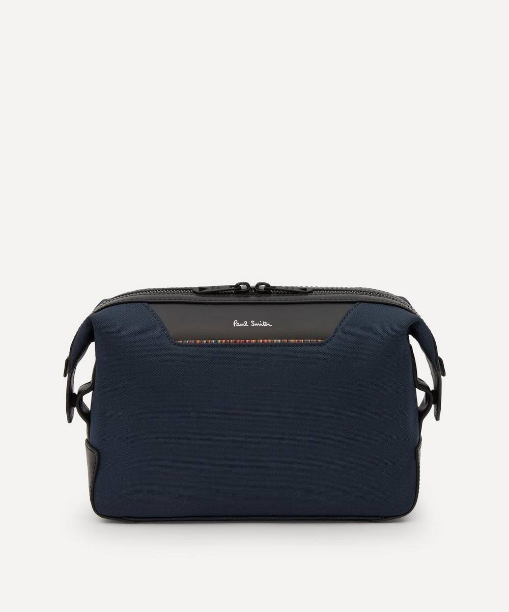 Paul Smith - Canvas Travel Wash Bag