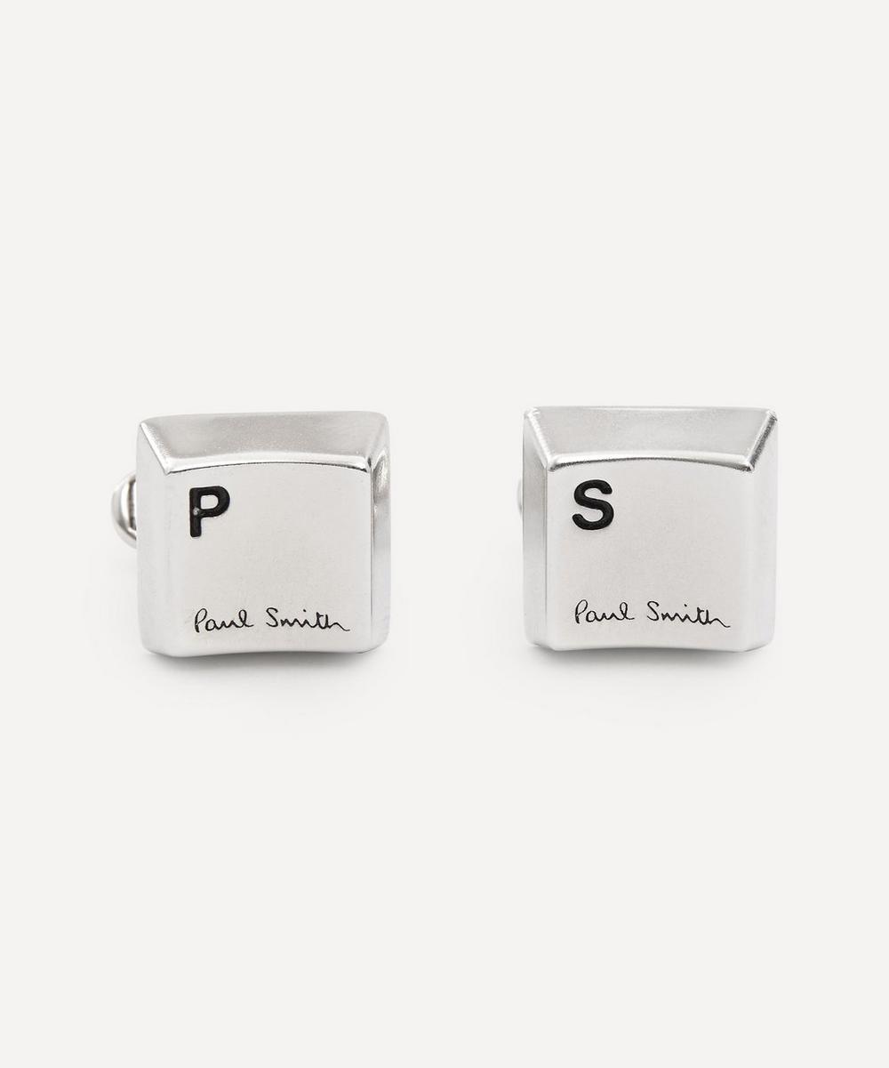 Paul Smith - Logo Keyboard Cufflinks