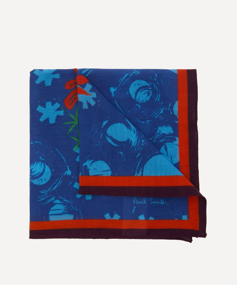Paul Smith - Desert Pocket Square
