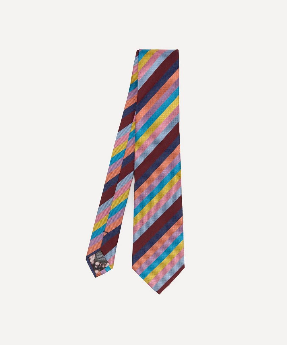 Paul Smith - Stripes Silk Tie