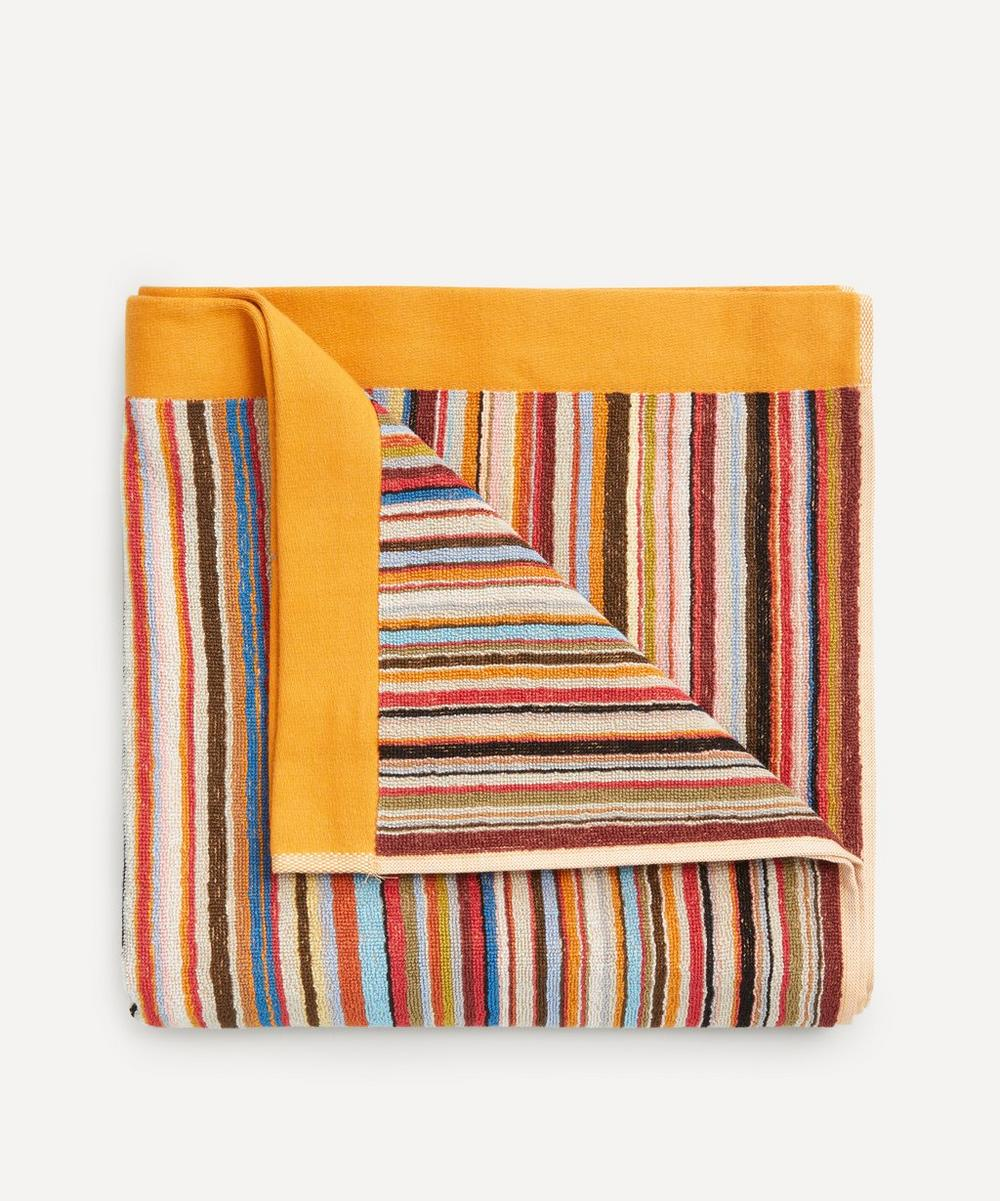 Paul Smith - Medium Stripe Towel
