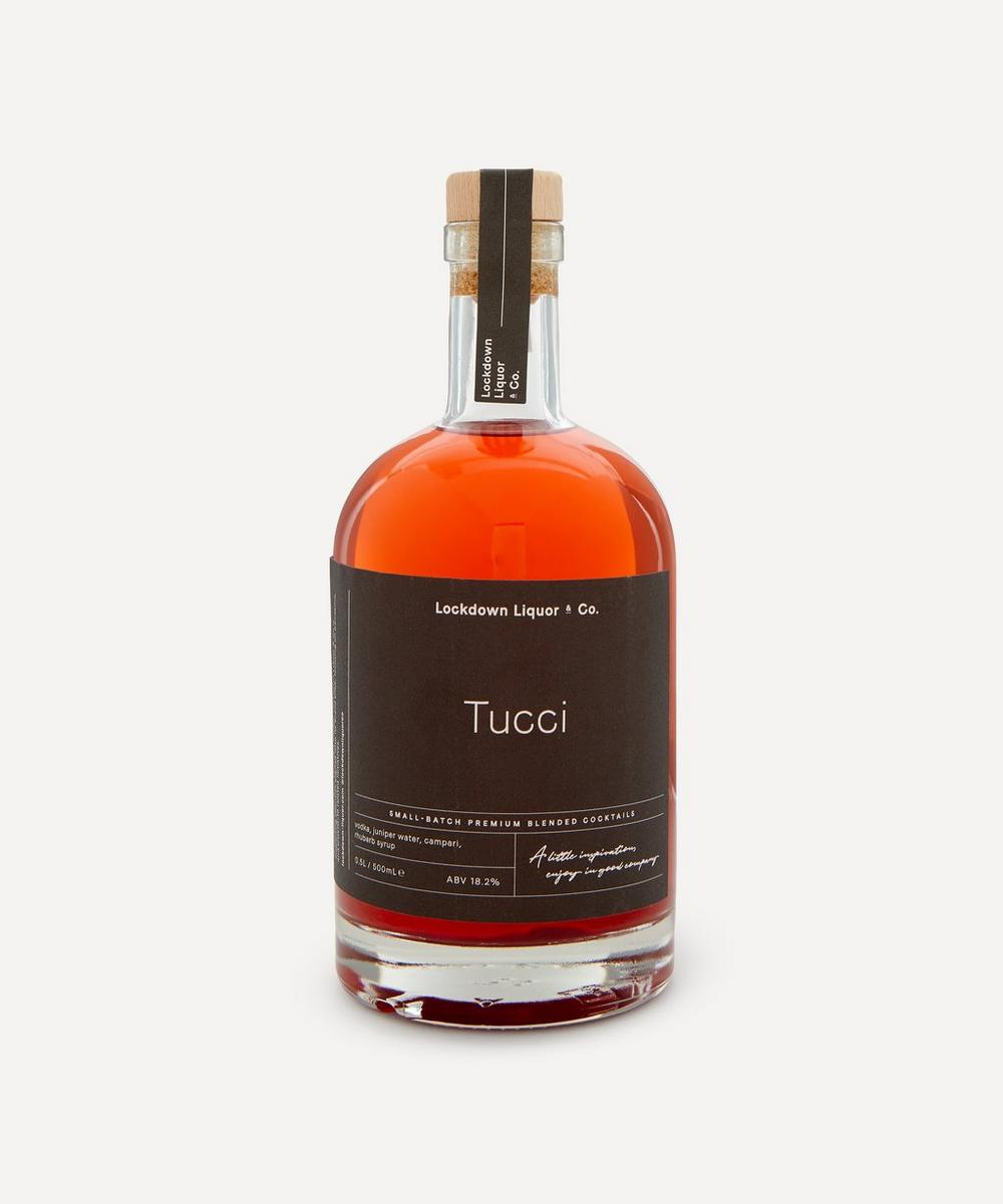 Lockdown Liquor & Co. - Tucci Pre-Mixed Cocktail 500ml