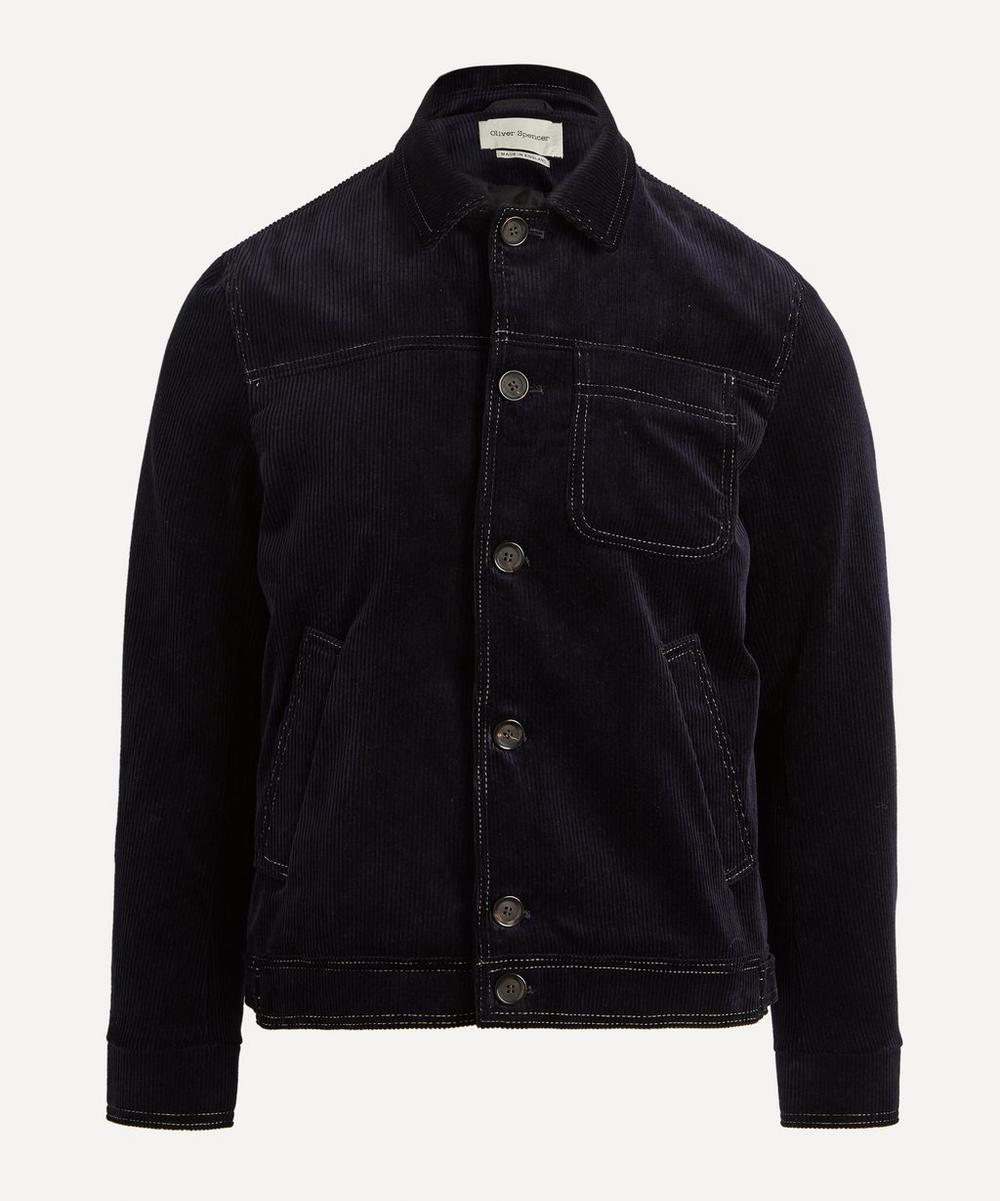 Oliver Spencer - Buffalo Kingsley Cord Jacket
