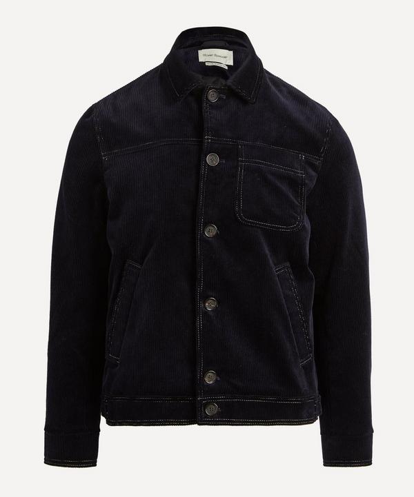 Oliver Spencer - Buffalo Kingsley Cord Jacket