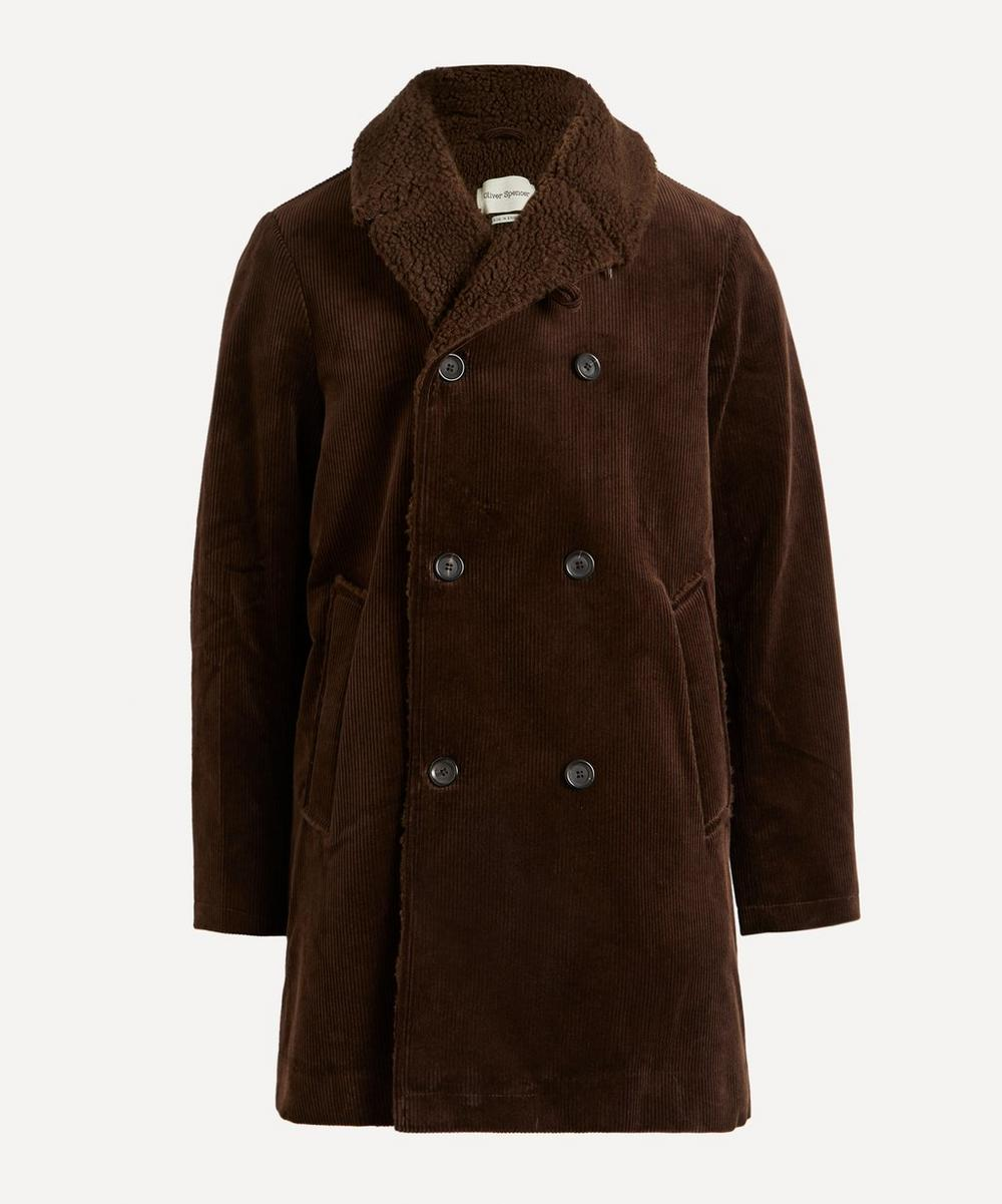 Oliver Spencer - Newington Kingsley Cord Coat