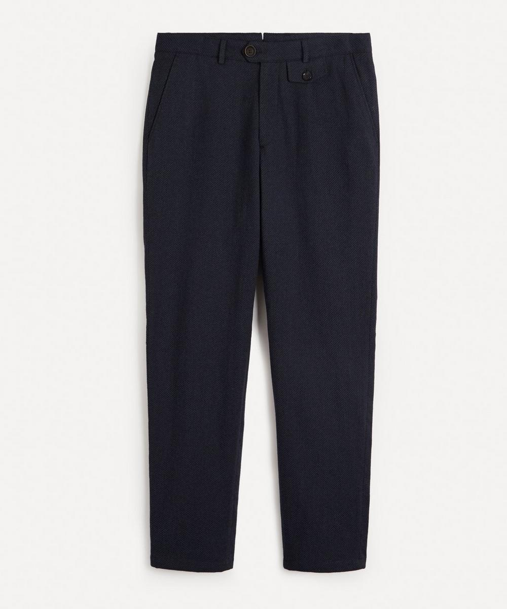 Oliver Spencer - Fishtail Trousers