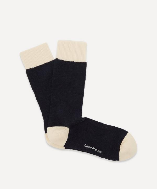 Oliver Spencer - Miller Fleck Socks