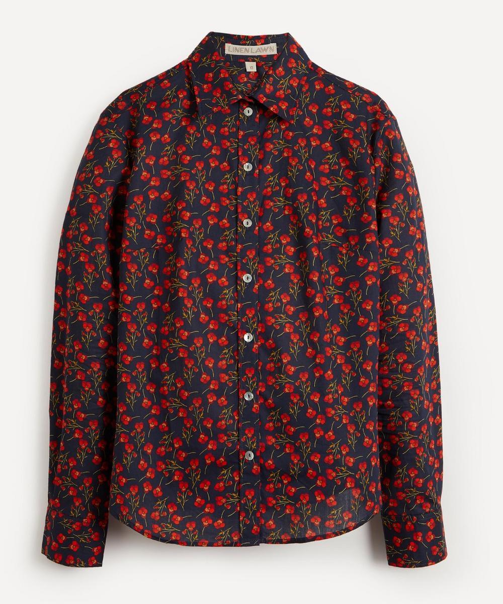 Liberty - Ros Tana Lawn™ Cotton Camilla Shirt