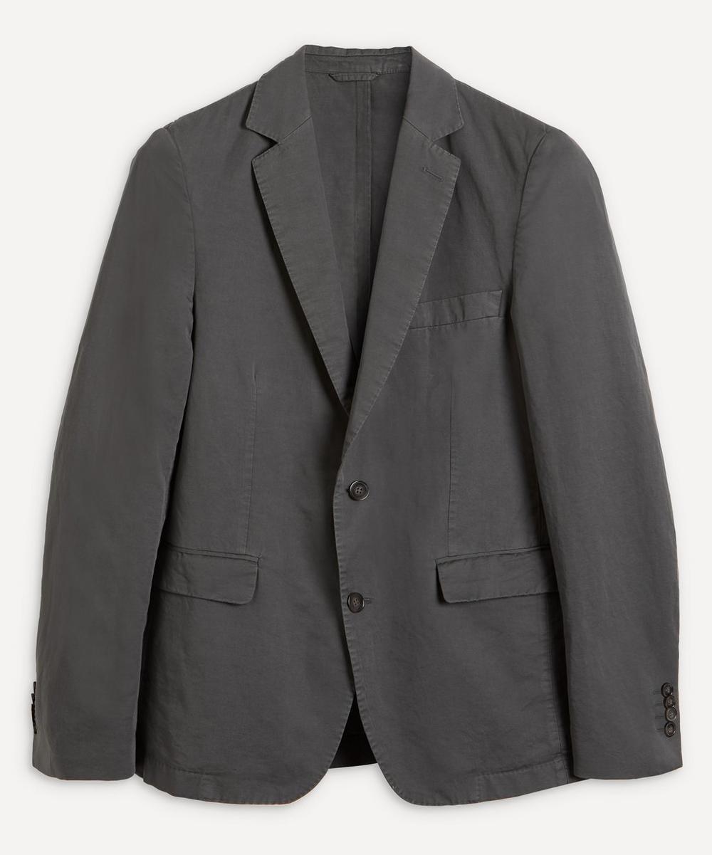 Officine Générale - Pigment-Dye Cotton-Linen Blazer