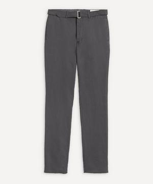 Paul Cotton-Linen Trousers