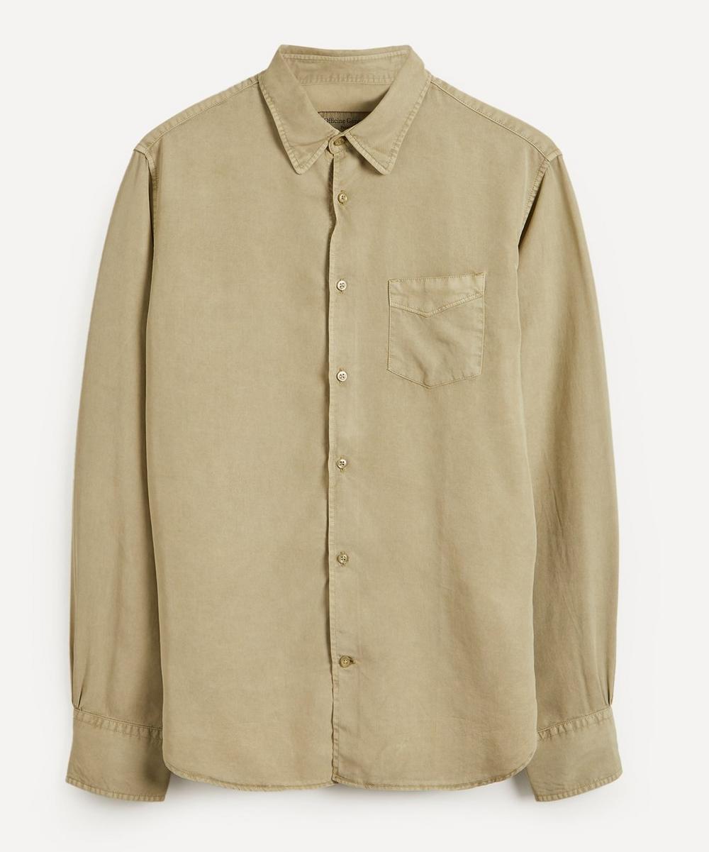 Officine Générale - Benoit Tencel Shirt