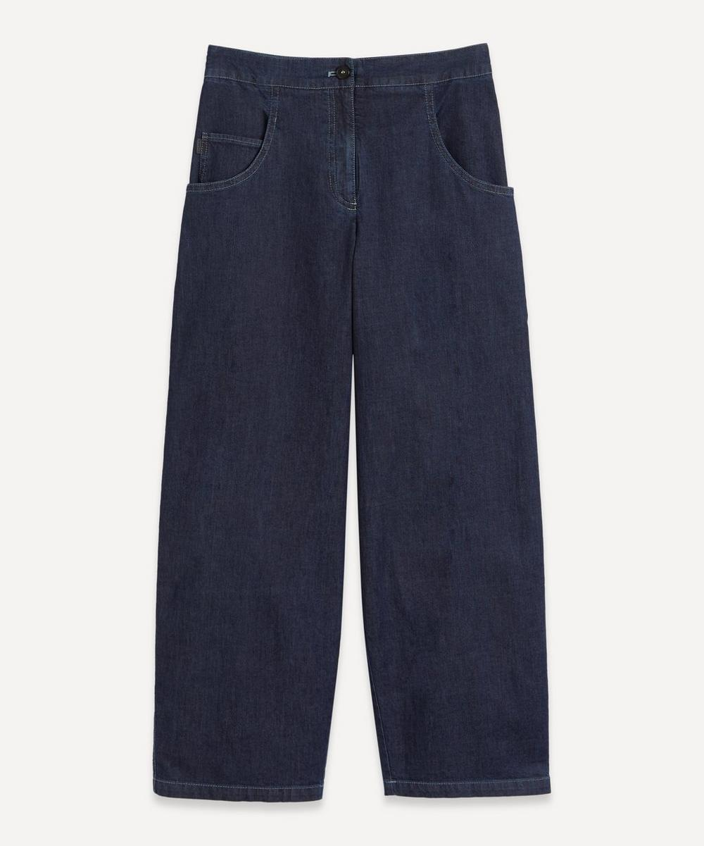 Oska - Elenor Denim Trousers