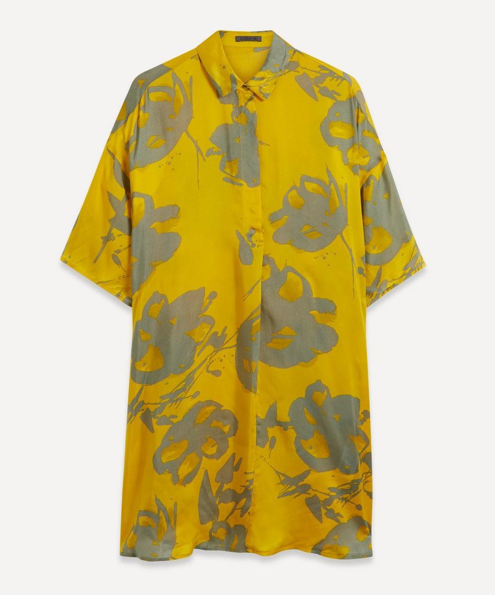 Oska - Gynni Printed Dress