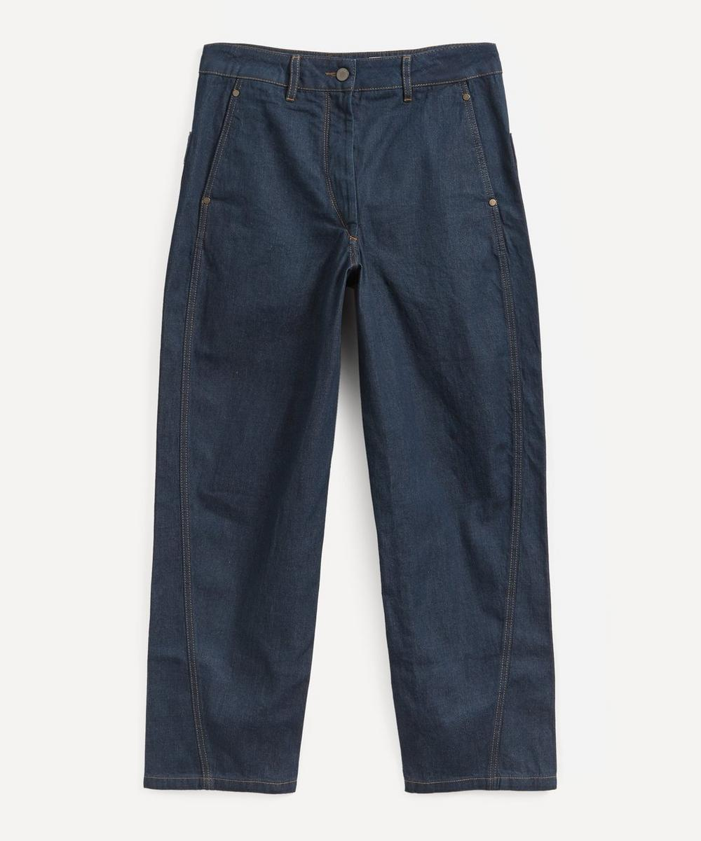 Lemaire - Twisted Jeans