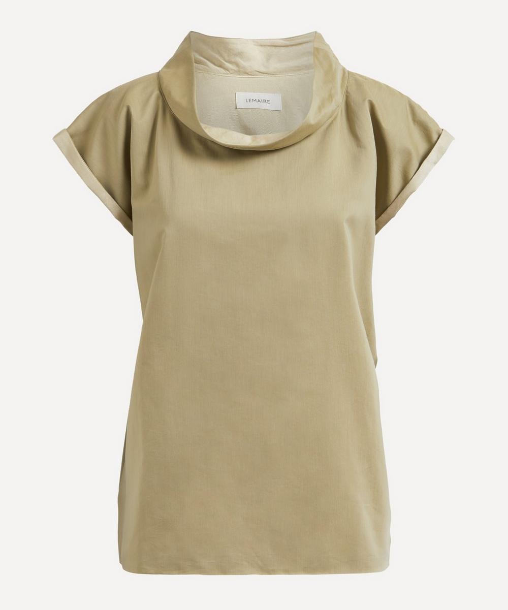 Lemaire - Cotton-Silk Blouse