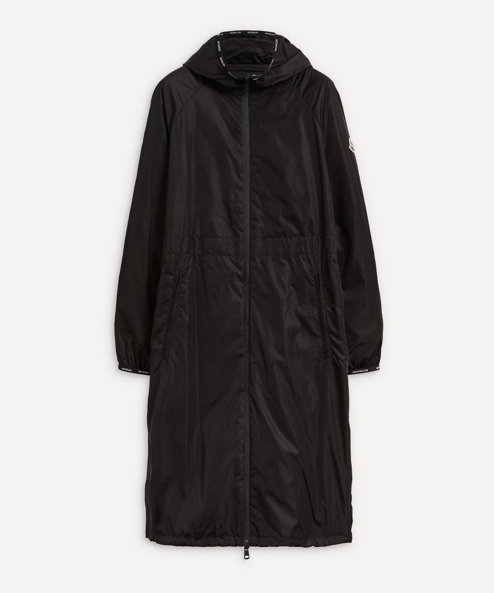 Moncler - Rasaben Nylon Satin Coat