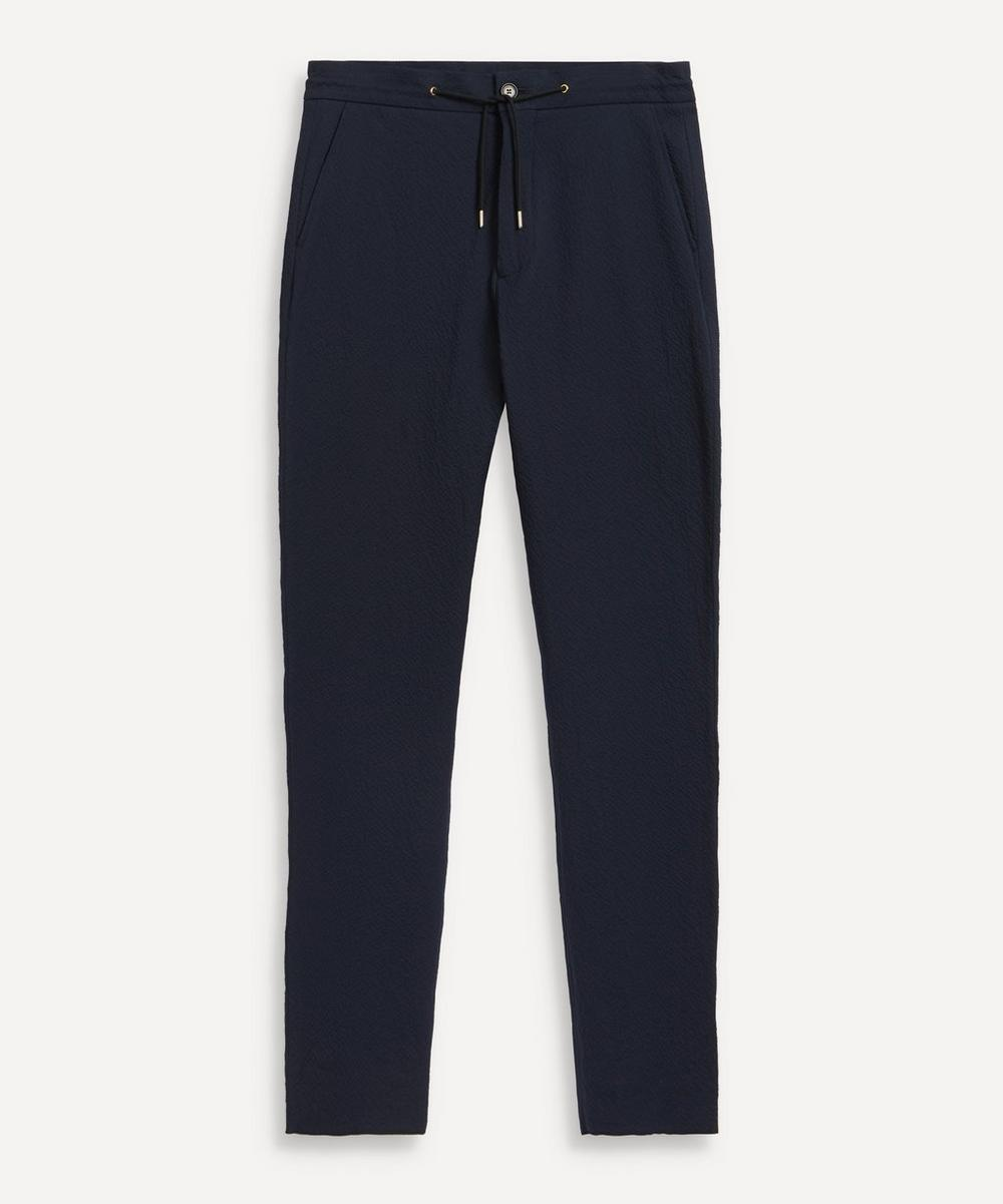 Paul Smith - Cotton Seersucker Trousers