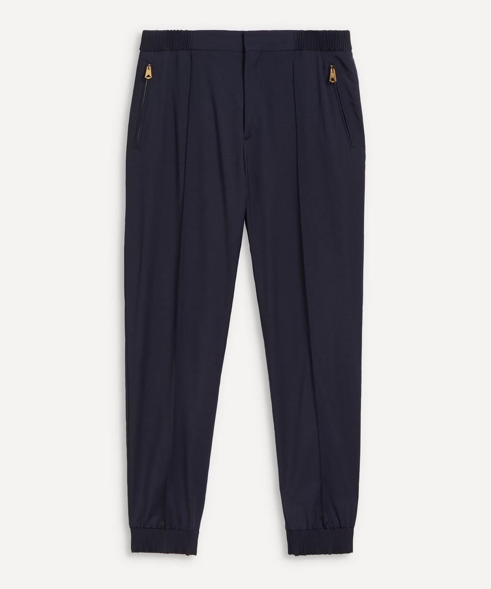 Paul Smith - Drawstring Wool Trousers