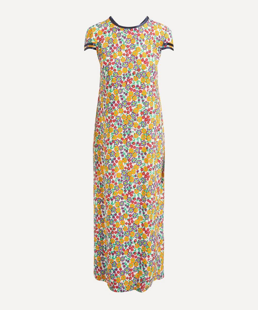 Marni - Floral T-Shirt Dress
