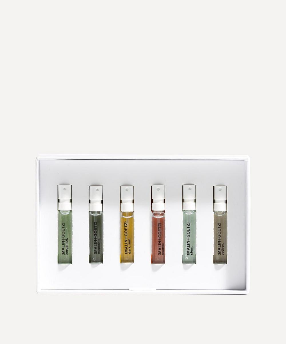 MALIN+GOETZ - Fragrance Discovery Kit 6 x 2ml