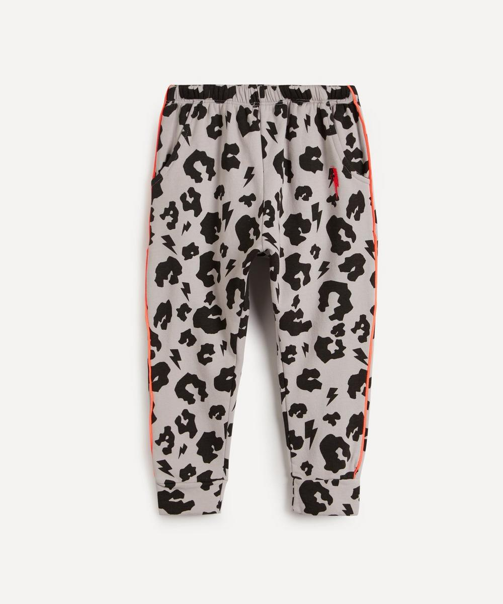 Scamp & Dude - Leopard and Lightning Bolt Joggers 1-8 Years