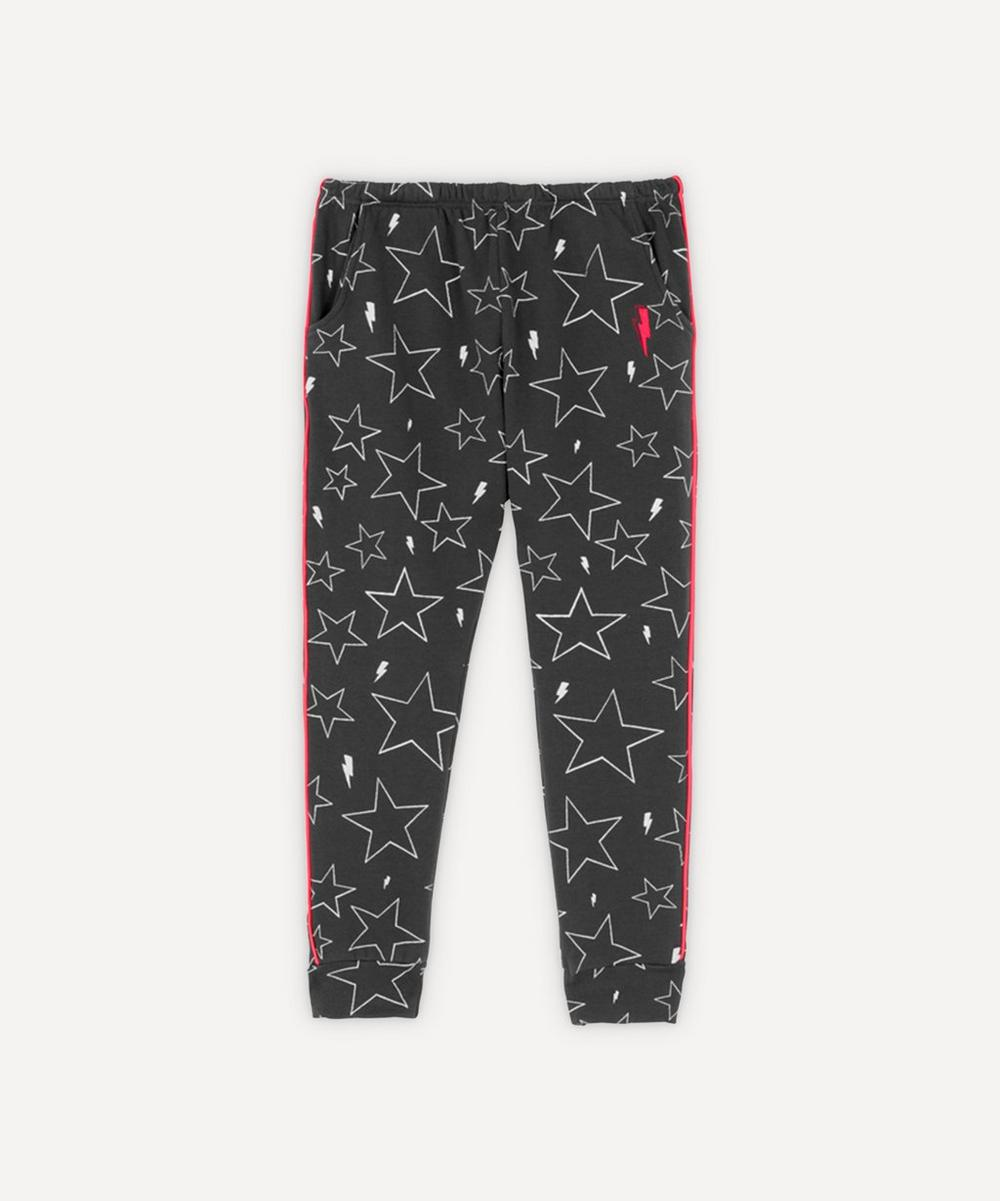 Scamp & Dude - Star and Lightning Bolt Joggers 1-8 Years