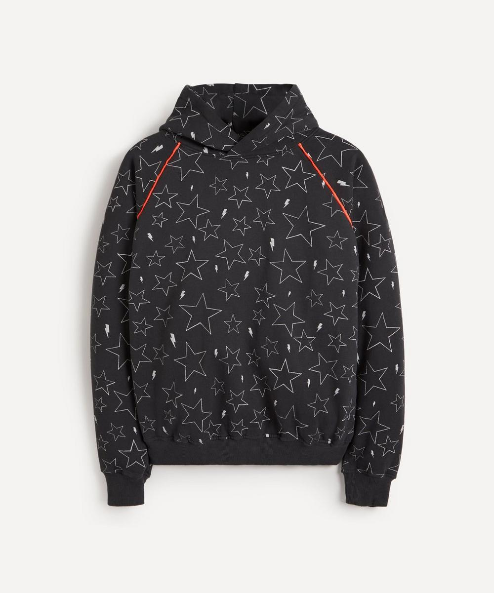 Scamp & Dude - Star and Lightning Bolt Hoodie