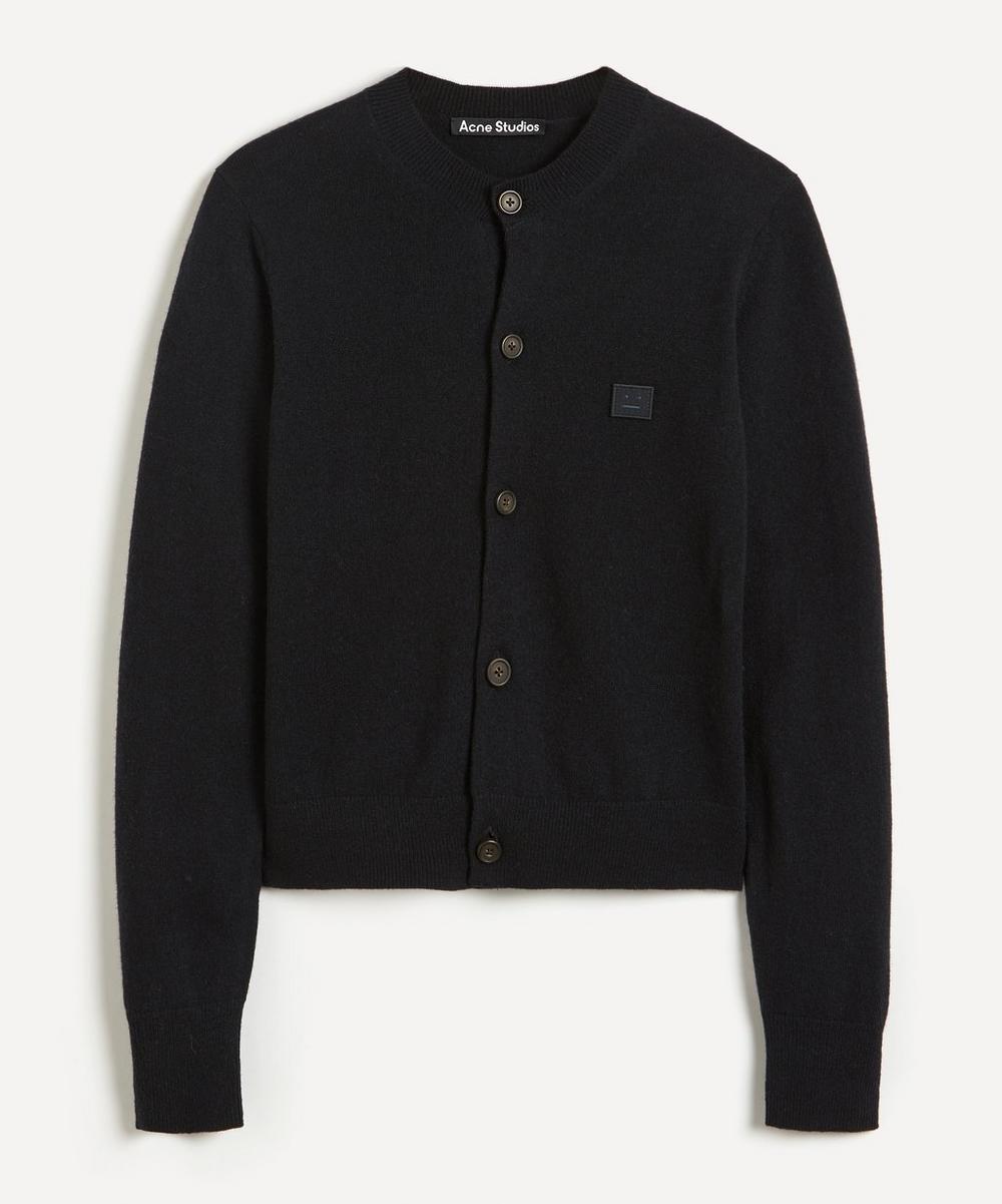 Acne Studios - Face Cardigan Sweater