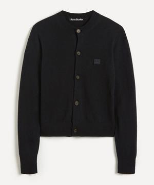 Face Cardigan Sweater