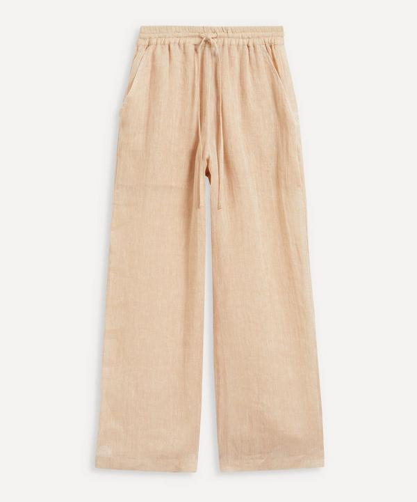 Le Kasha - Yaffa Linen Trousers
