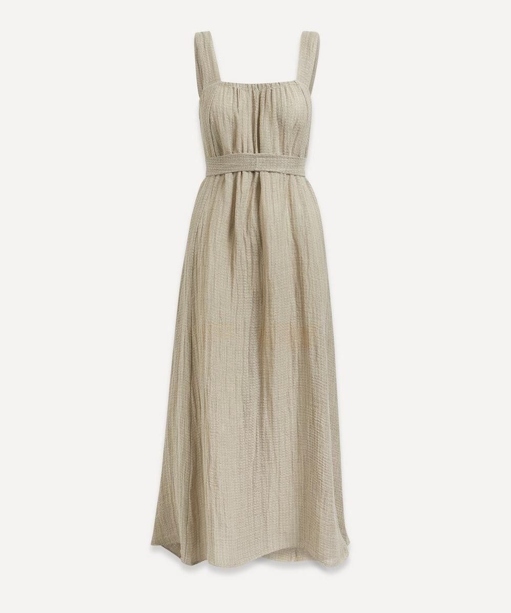 Le Kasha - Assiout Linen Dress