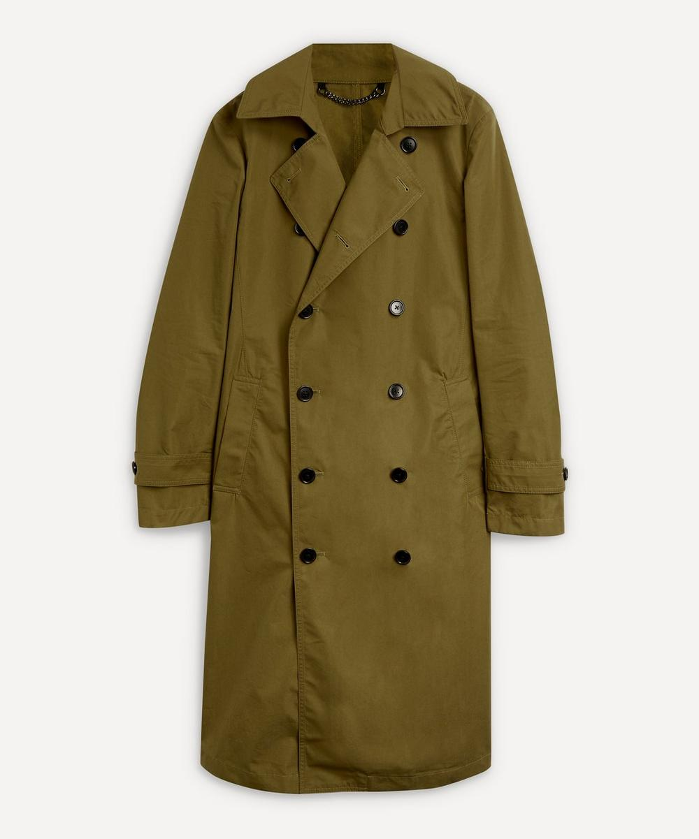 Dries Van Noten - Rush Belted Trench Coat