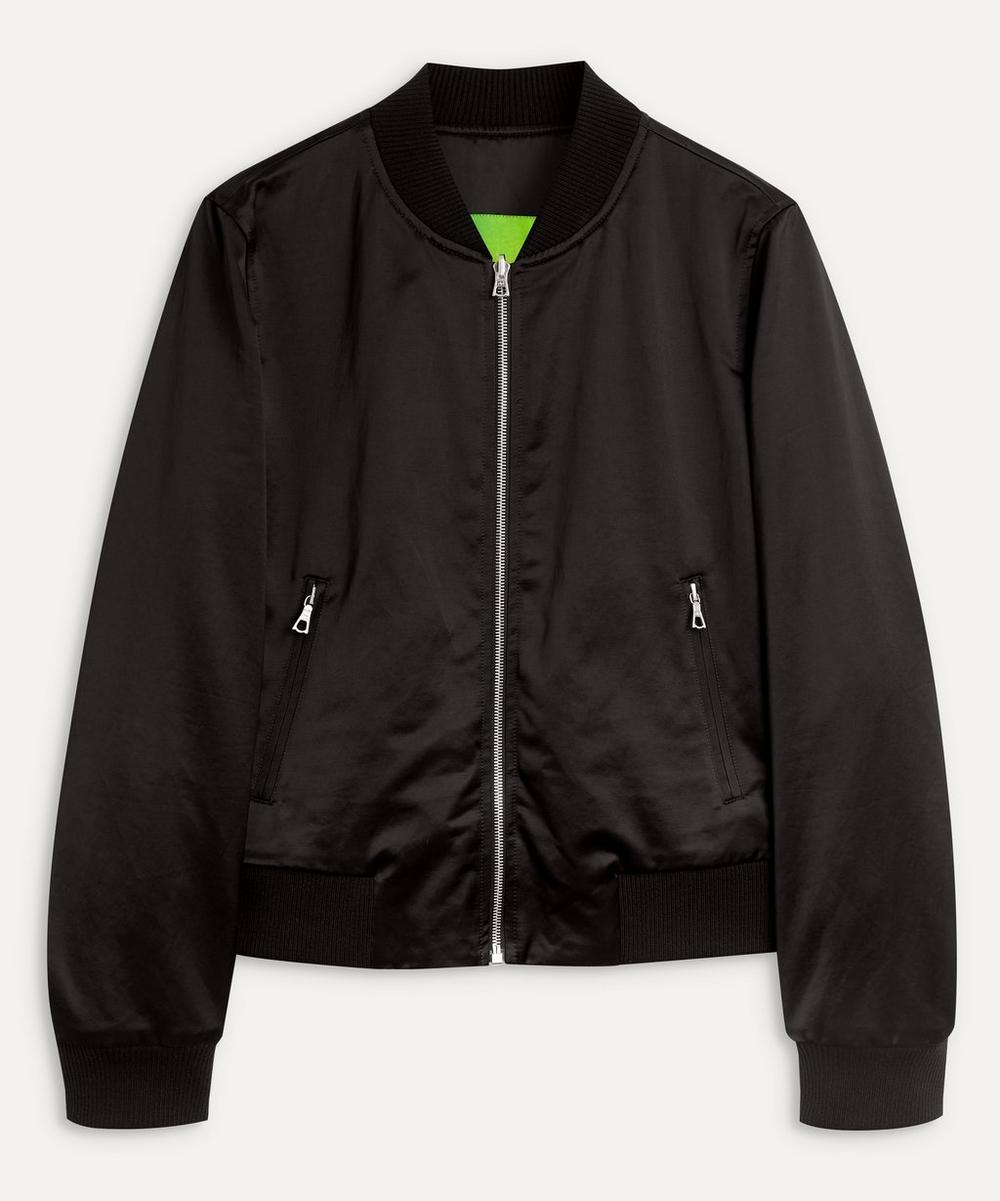 Dries Van Noten - Vaksel Short Bomber Jacket