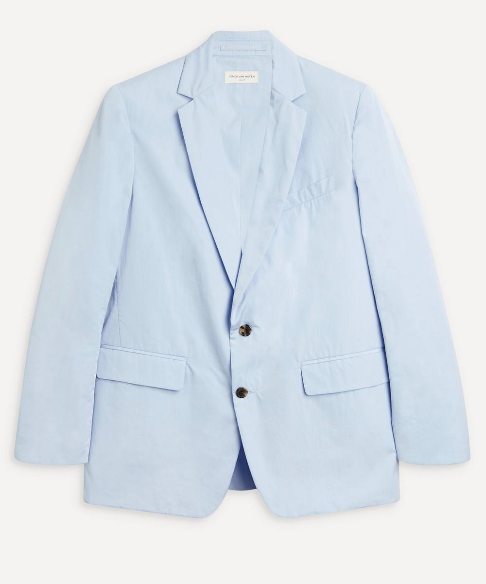Dries Van Noten - Benton Cotton Blazer Jacket