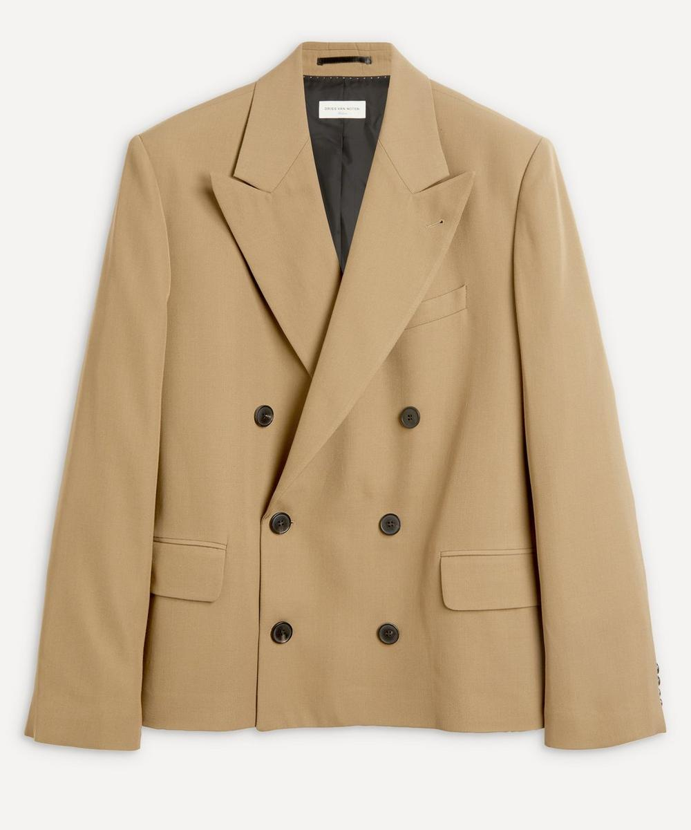 Dries Van Noten - Braydon Oversized Blazer Jacket
